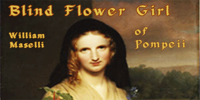 Blind Flower Girl of Pompeii